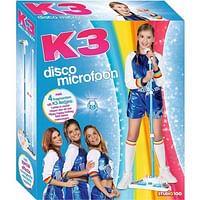 K3 Rollerdisco Disco Microfoon-Studio 100