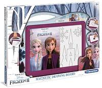Frozen 2 magnetisch tekenbord-Clementoni