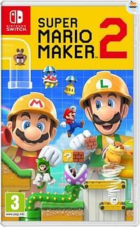 Switch Super Mario Maker 2-Nintendo