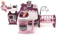 Baby Nurse Groot babyhuis verzorgings speelset-Smoby