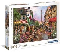 Flowers in Paris 1000st-Clementoni