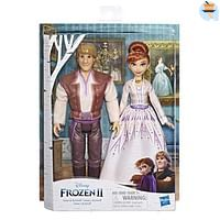 Frozen 2 Romance Set Anna & Kristoff-Hasbro