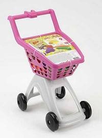 Winkelwagentje met speelfruit-Ecoiffier