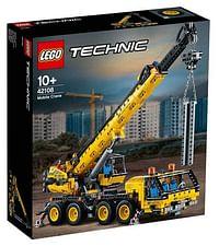 42108 Mobiele kraan-Lego