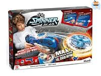 Spinner M.A.D. Single Shot Blaster blauw-Silverlit