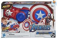 Avengers Captain America Power Moves Role play set-Hasbro