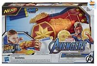 Avengers Captain Marvel Power Moves Role play set-Hasbro