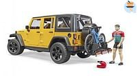 Bruder 02543 Jeep Wrangler Rubicon Unlimited-Bruder