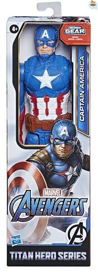 Avengers Titan Heroes Captain America 30cm-Hasbro