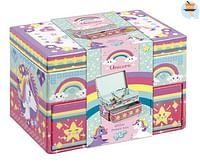 Unicorn Glam Mosaic Box-Totum