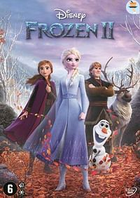 DVD Disney Frozen 2-Disney