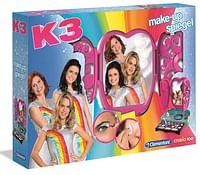 K3 Make Up Spiegel-Clementoni
