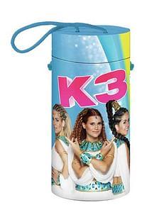 K3 Dans van de Farao puzzel 100st + poster in tube-Studio 100
