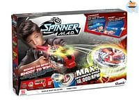 Spinner M.A.D. Single Shot Blaster Firestorm rood-Silverlit