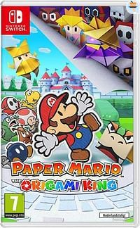 Switch Paper Mario the Origami King-Nintendo
