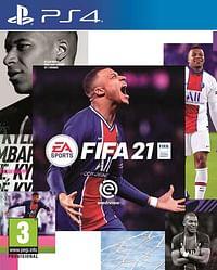 PS4 FIFA 21-Playstation