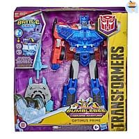 Transformers Cyberverse Battle Call Officer Class-Hasbro