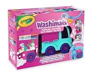 Washimals Spa Speelgoedauto Set-Crayola
