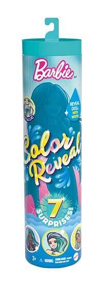 Barbie Color Reveal Zeemeermin-Barbie