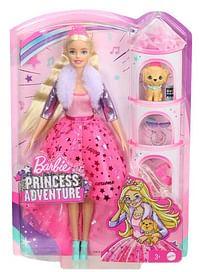 Barbie Princess Adventure - Deluxe Prinses Barbie-Barbie