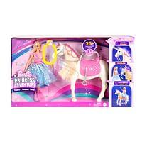 Barbie Princess Adventure - Prinses Barbie met paa-Barbie