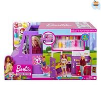 Barbie You Can Be Anything Food Truck-Barbie