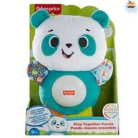 Fisher Price Linkimals Panda pluche-Fisher-Price