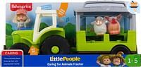 Fisher Price Little People De Trekker-Fisher-Price