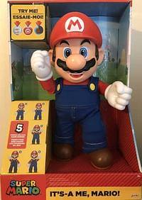 Super Mario figuur 30cm Electronisch-Nintendo