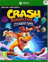 XbOne Crash Bandicoot 4 - It