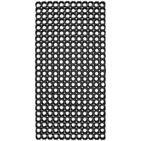 Deurmat Rubber Zwart-Huismerk - Kwantum