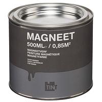 Magneetverf Grijs-Huismerk - Kwantum