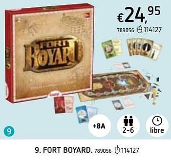Promotion Dreamland Fort Boyard Lansay Jouets Valide Jusqua 4 Promobutler