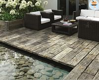Marshalls Timberstone plank 90 x 22,5 x 5 cm Driftwood-Marshalls