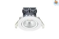 Energetic LED Inbouwspot Apollo3 3 x 4,8 W 2700 K rond wit-Energetic