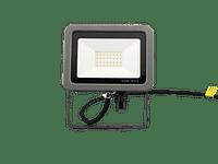 Ethos LED Straler Easyfit 30 W IP65 grijs-Ethos