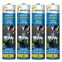 Aquaplan Rubber Dak EPDM lijm 290 ml-Aquaplan
