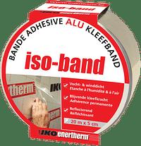 Enertherm Iso-band alu kleefband 20 m x 5 cm-Enertherm