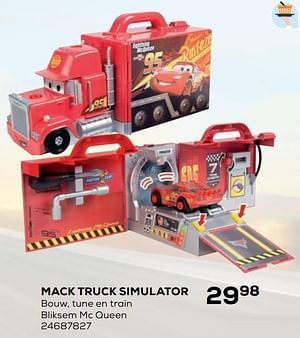 Mack truck simulator