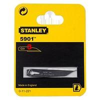 Stanley reserve hobbymessen 3 stuks-Stanley