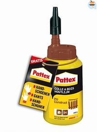 Pattex houtlijm PU-Construct 250gr-Pattex