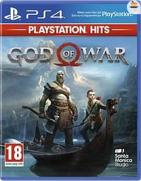 PS4 God Of War - Playstation Hits-Playstation