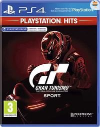 PS4 Gran Turismo Sport - Playstation Hits-Playstation