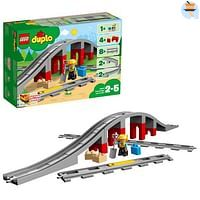 10872 DUPLO Treinbrug en -rails-Lego