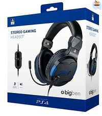 PS4 Official Stereo Gaming Headset V3-BIGben