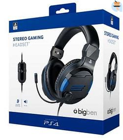 PS4 Official Stereo Gaming Headset V3