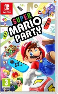Switch Super Mario Party-Nintendo