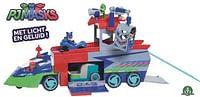 PJ Masks Truck met mini voertuig en figuur-Giochi Preziosi