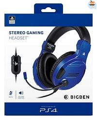PS4 Official Stereo Gaming Headset V3 Blauw-BIGben