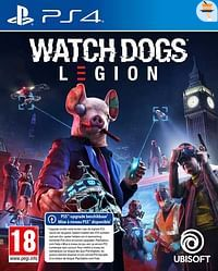 PS4 Watch Dogs Legion-Playstation